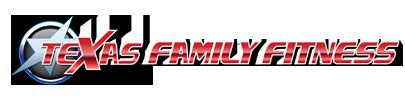 Logo: Texas Family Fitness